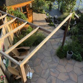 Renovatie tuin aan het water in Amersfoort