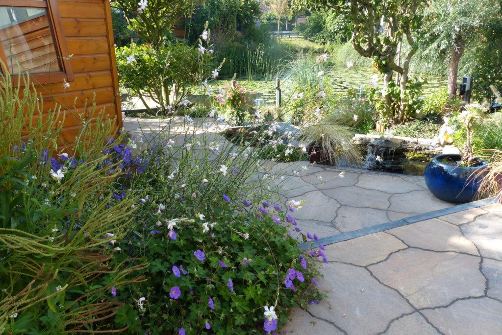 sfeerbeeld tuin amersfoort